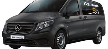 Aluguel de minivan com motorista